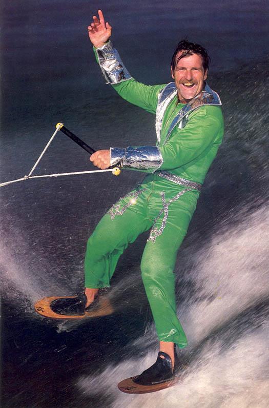 skip gilkerson show ski shoe ski