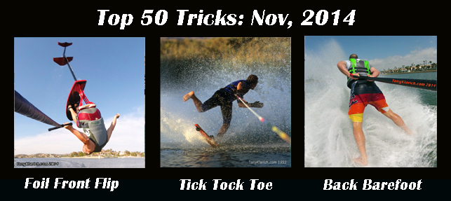 Top 50 Klarich Water Skiing Slalom Sky Ski Barefooting