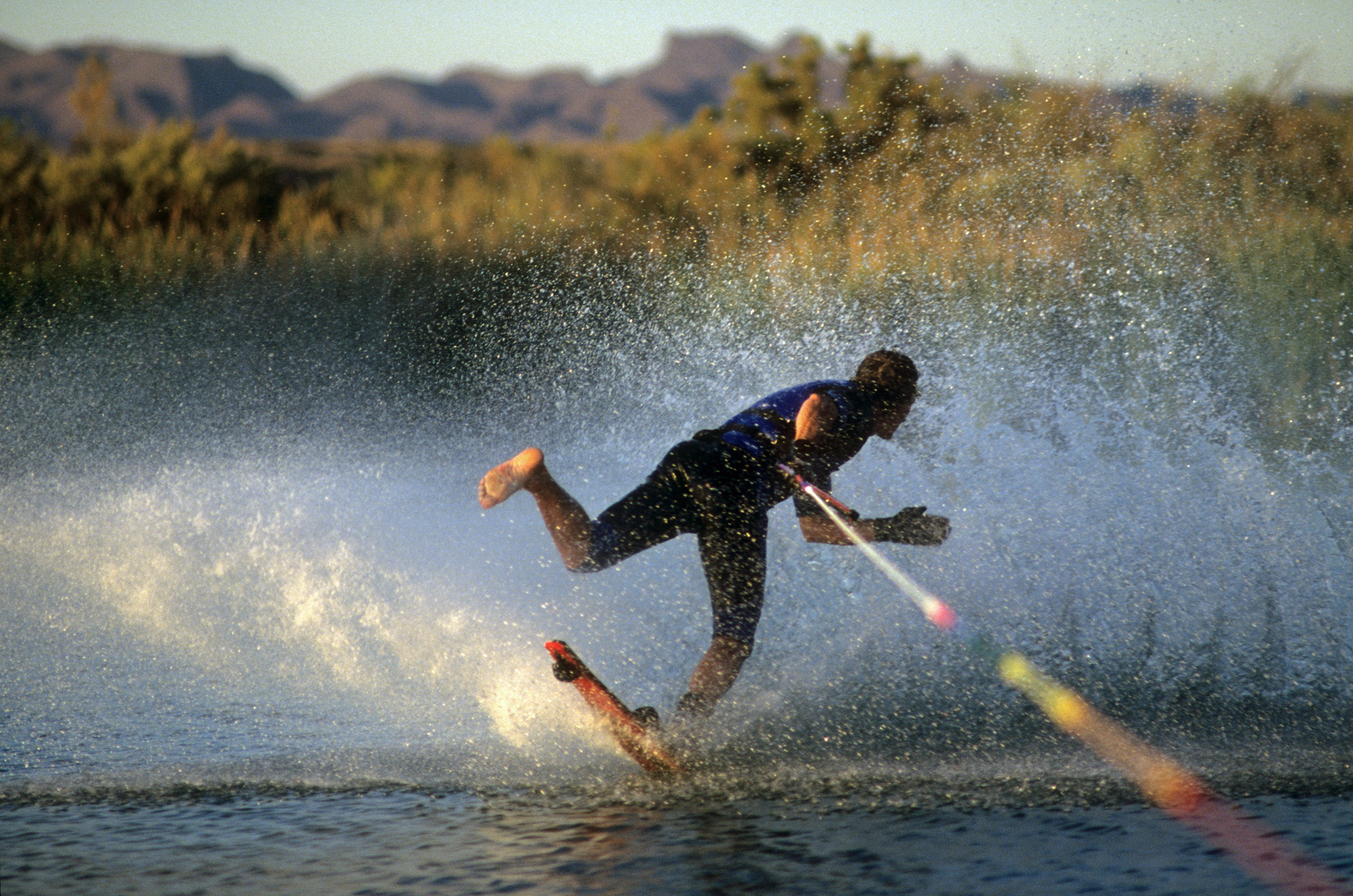 how to make a water ski
