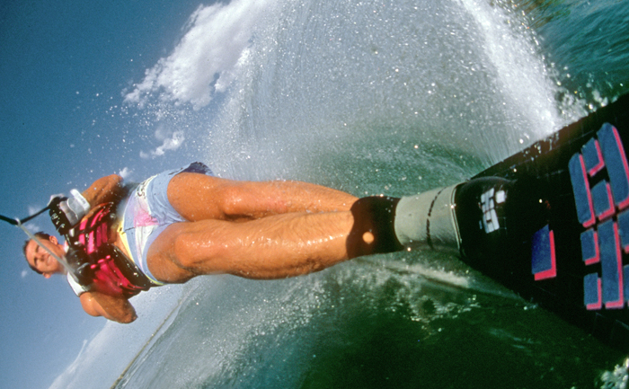 Klarich Rick Doyle First 1st Water Ski Camera 1987